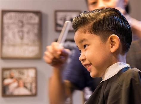 for kid salons in singapore where to go to for