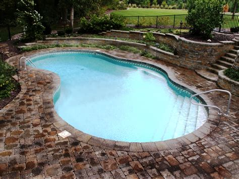backyard inground pool designs backyard inground pool marceladick