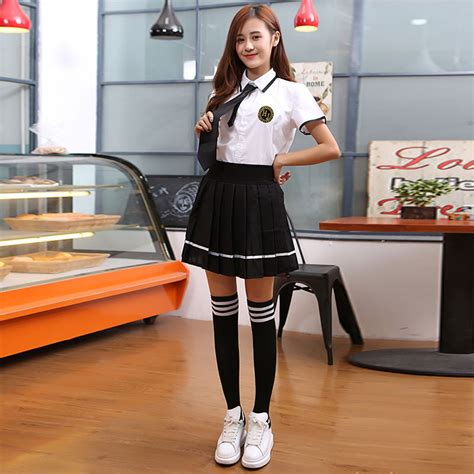 pubg japanese shirt aliexpress com buy 2016 hot students suit skirt japanese