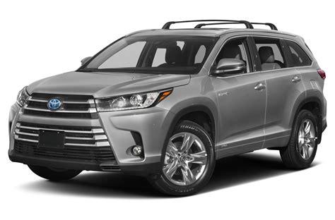 In Hybrid Cars 2017 by 2017 Toyota Highlander Hybrid Price Photos Reviews