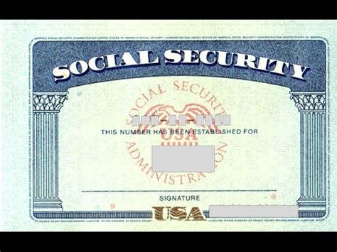 make social security card how to replace a lost social security card lost social