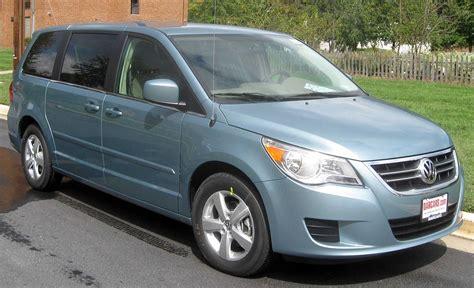 Volkswagen Minivan volkswagen routan