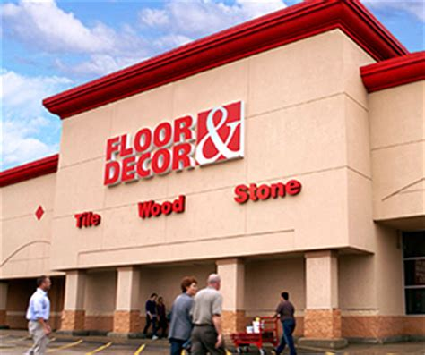 floor and decor floor decor gives customers a great shopping experience