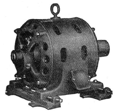 Century Electric Motor by Century Electric Co History Vintagemachinery Org