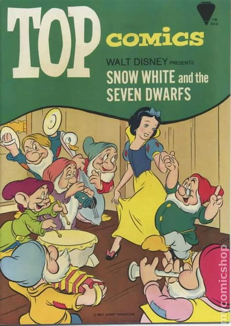 snow white and the seven dwarfs picture book top comics snow white and the seven dwarfs 1967 comic books