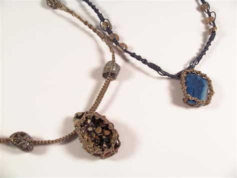 how to make jewelry from rocks jewelry that rocks geode and rock necklaces