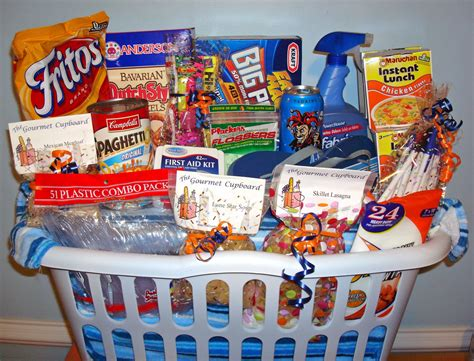 college gifts survival kits on college survival kits