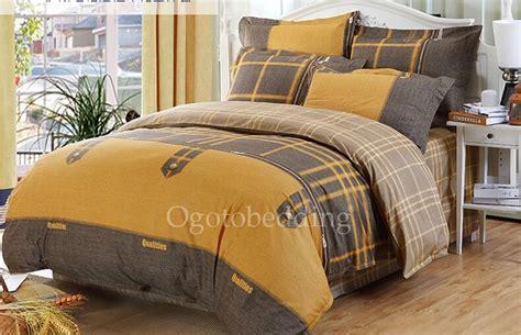 yellow and brown comforter set brown and yellow comforter 9387