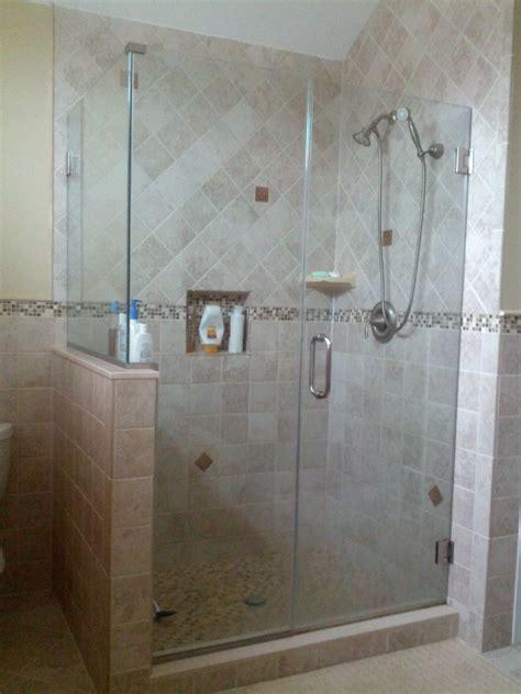 shower doors custom simple tips for custom shower doors installation bath decors