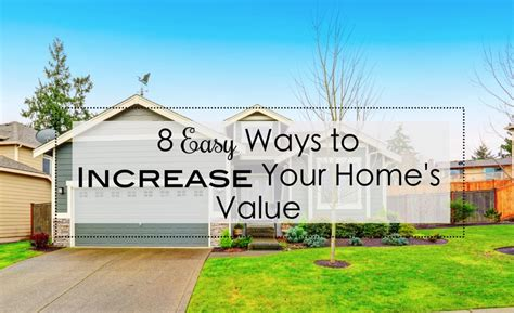 ways to increase home value 8 easy ways to increase your home s value toronto painters