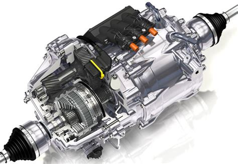 Electric Motor System by Charged Evs Electric Torque Vectoring A Motor For Each