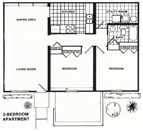 apartments 2 bedroom 1 bath apartment