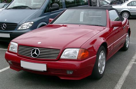 Mercedes Of by Mercedes R 129