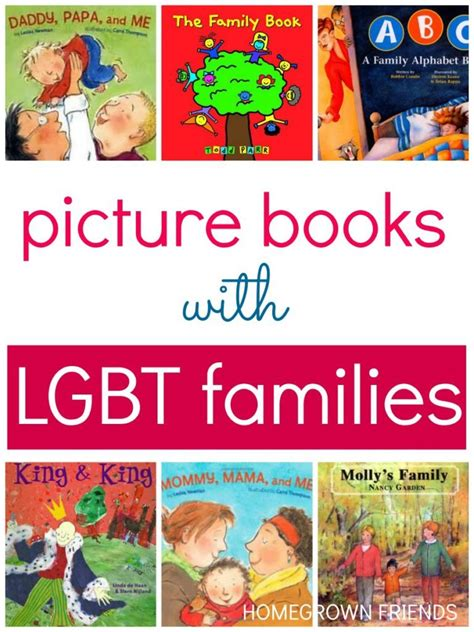 lgbt picture books children s books promoting marriage equality homegrown