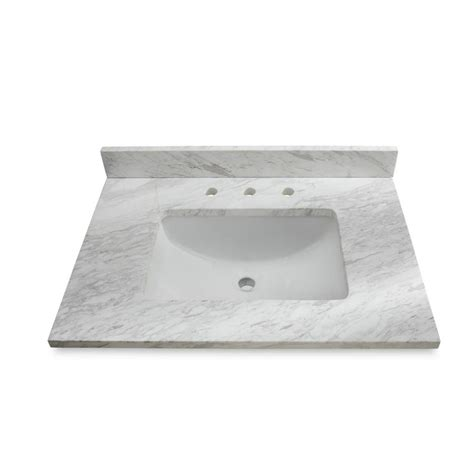 bathroom vanity marble shop ariston marble undermount bathroom vanity top