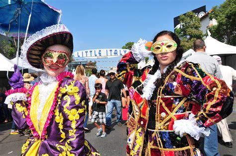 festival italia festa and sicilian festival merge in italy this