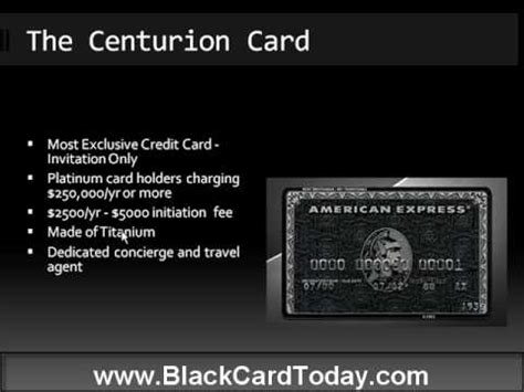 how to make american express card american express black card centurion