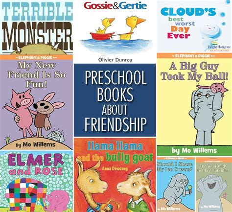 picture books about and friendship children s books reading tips bright horizons