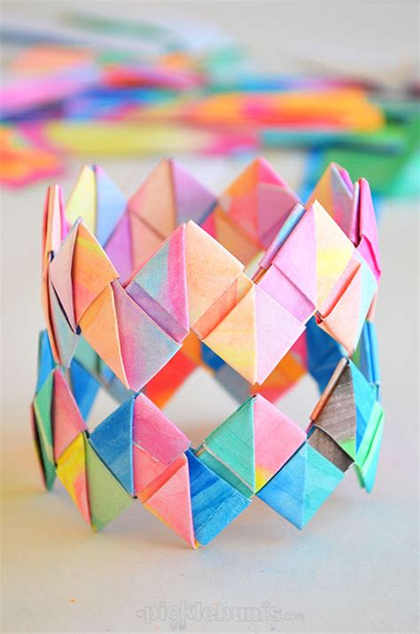crafts to do with paper hello wonderful 8 and colorful end of summer crafts