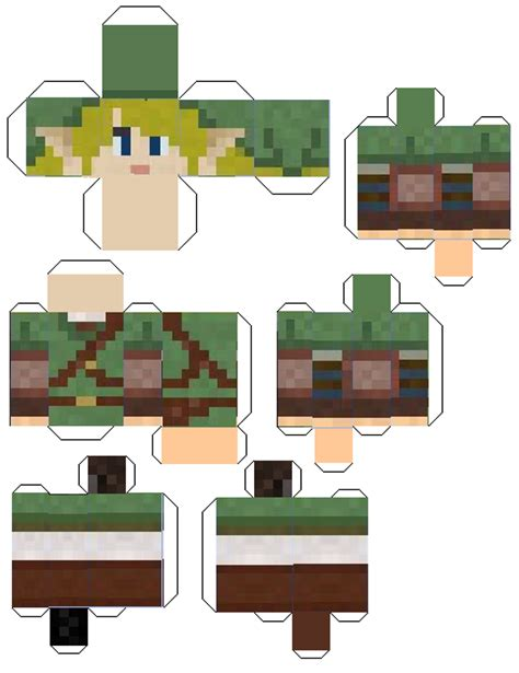paper craft for minecraft paper crafts minecraft skins