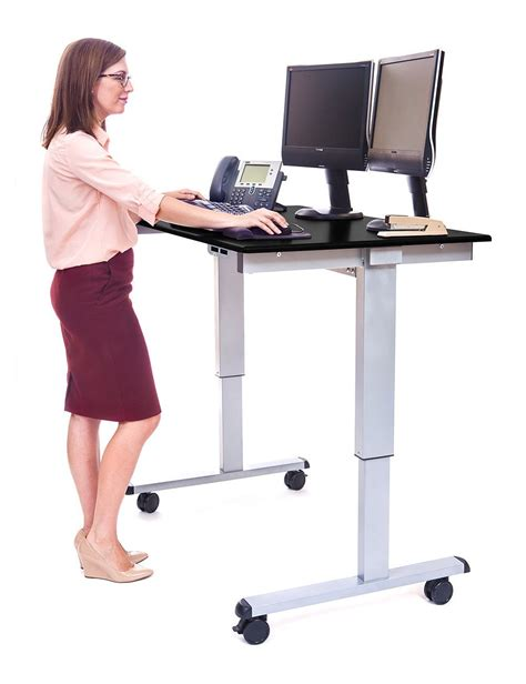 standing work desks diy standing desk sit stand desk