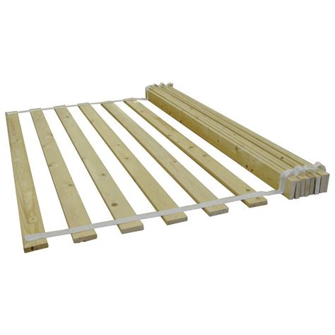 bed frames slats replacement pine bed slats for bed frames 4ft 6