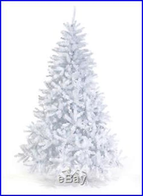 8 foot pre lit artificial trees pre lit 8 foot spruce white artificial