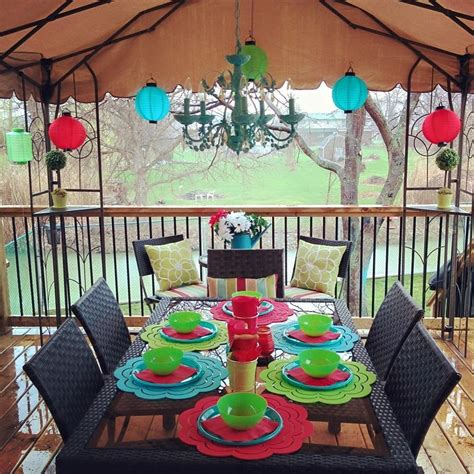 how to decorate for on a budget decorate your backyard on a budget with dollar store finds