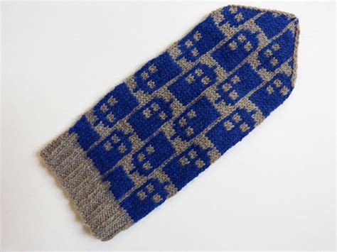 doctor who knitting doctor who knitting pattern box mittens