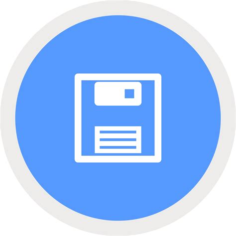 Clipart - Floppy Disk Icon