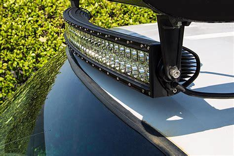 led light bars for trucks 40 quot road curved led light bar 240w 19 200 lumens