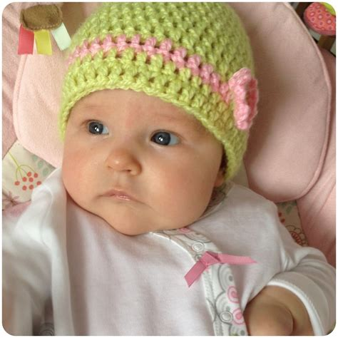 easy to knit baby hat easy knit baby hat my crochet