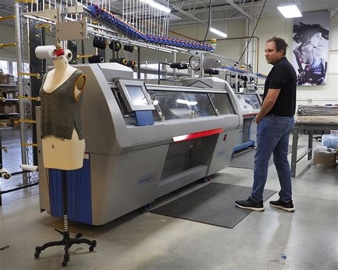 In Appalachia S Foothills A Leaner Textile Industry Rises