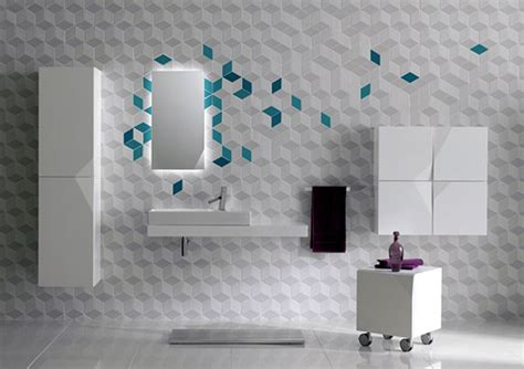 bathroom wall tiles designs futuristic bathroom wall tile decor iroonie