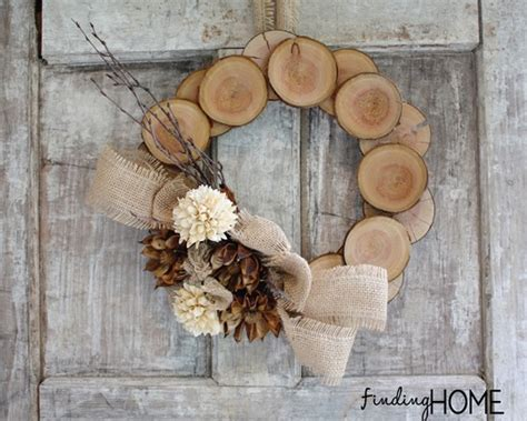 rustic craft projects fall decorating diy reclaimed wood pumpkins finding