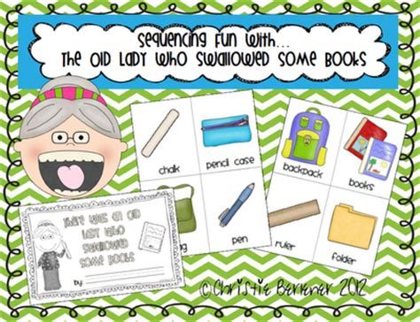 sequencing picture books grade fever by christie sequencing with quot there was