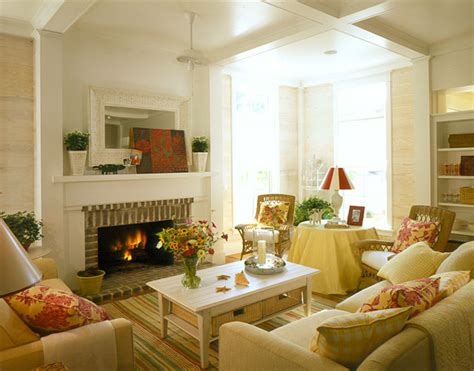 modern cottage makeover family room tabulous design southern living cottage of the year