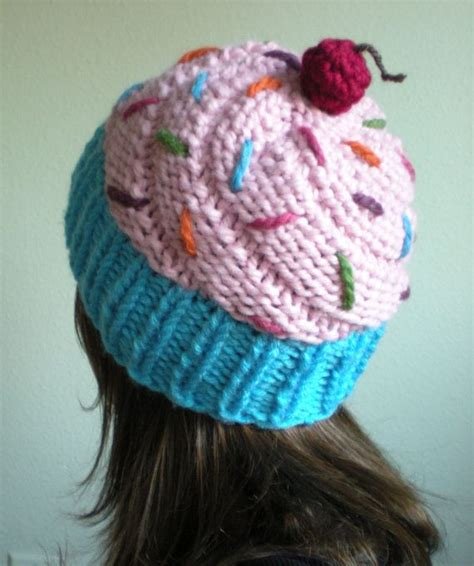 cupcake knitted hat pattern free 25 unique crochet cupcake hat ideas on repeat