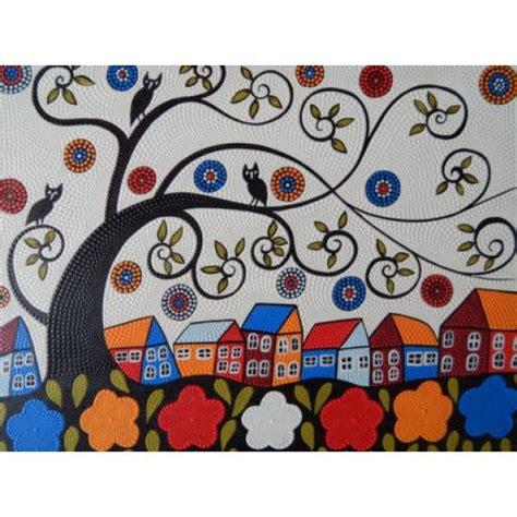 bahan cat painting 17 terbaik ide tentang seni aborigin di seni