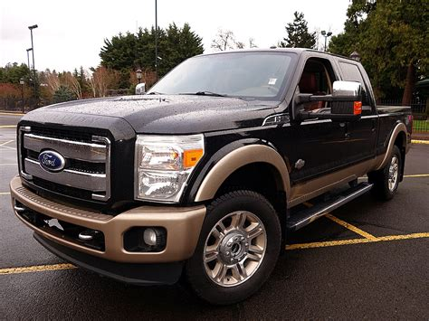 2011 Ford F250 by Used 2011 Ford F250 Crew Cab King Ranch Diese King Ranch