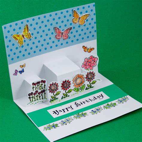 how to make pop up i you card step pop up cards greeting card ideas s crafts