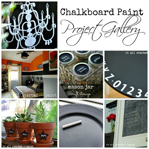 chalkboard paint projects chalkboard paint projects it all started with paint