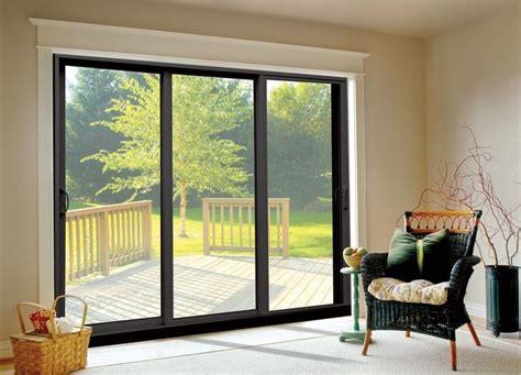sliding patio door panels best 25 sliding patio doors ideas on sliding