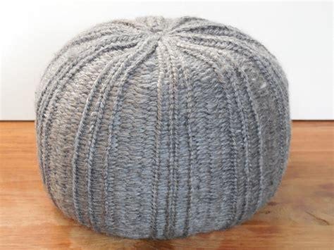 pouf pattern knit 18 knit pouf patterns guide patterns