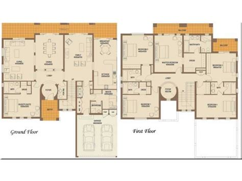 6 bedroom house designs 6 bedroom floor plans find house plans
