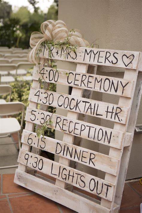best 25 wedding pallet signs ideas on