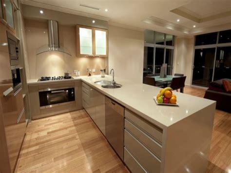 kitchens designs modern island kitchen design using floorboards kitchen