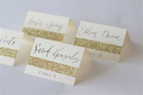 how to make table name cards glitter eskort kartları ile 214 zel hat d 252 ğ 252 n i 231 in parti olay