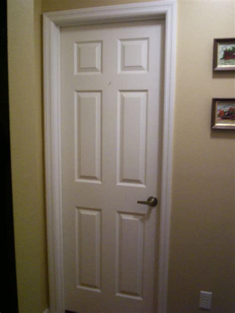 installing a prehung door in five easy steps