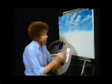 bob ross painting clouds bob ross painting clouds v i d e o